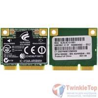 Модуль Wi-Fi 802.11b/g/n Half Mini PCI-E - FCC ID: PPD-AR5B95 (HP)