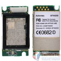 Модуль Bluetooth - FCC ID: LNQBTM200