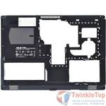 Нижняя часть корпуса ноутбука Asus Pro50 / 13GNLF1AP054 черный