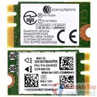 Модуль Wi-Fi 802.11b/g/n Mini PCI-E (HMC) - QCNFA335 (FCC ID:PPD-QCNFA335) Lenovo B50-45