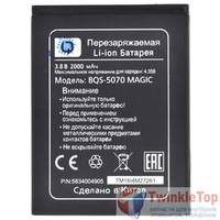 Аккумулятор для BQ BQS-5070 Magic / 5834004905