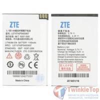 Аккумулятор для ZTE S302 / Li3710T42P3h553657