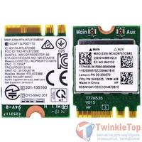 Модуль Wi-Fi 802.11b/g/n Mini PCI-E (HMC) - FCC ID: TX-RTL8723BE Lenovo G50-30 (G5030)