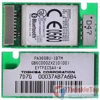 Модуль Bluetooth - FCC ID: RYYEYTFXCS