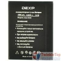 Аккумулятор для DEXP Ixion E345 Jet