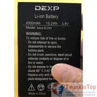 Аккумулятор для DEXP Ixion EL350 Volt