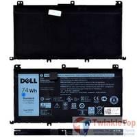 Аккумулятор для Dell / 357F9 / 11,4V / 6400mAh / 74Wh