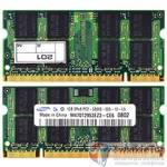Оперативная память для ноутбука / DDR2 / 1Gb / 5300S / 667 Mhz