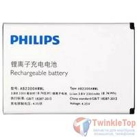 Аккумулятор для Philips S396 / AB2300AWML