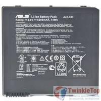 Аккумулятор для Asus / A42-G55 / 14,4V / 5200mAh / 75Wh