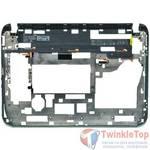 Нижняя часть корпуса ноутбука HP Mini 110-3800 PC / TSA37NM3TP003AbN черный
