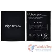 Аккумулятор для HIGHSCREEN OMEGA PRIME S / BP-4R-I