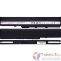 Аккумулятор для A32-K52 / 10,8V / 4400mAh / 48Wh черный