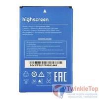 Аккумулятор для Highscreen Easy Power