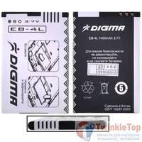 Аккумулятор для DIGMA e600 / EB-4L