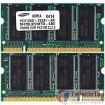 Оперативная память для ноутбука / DDR / 256Mb / 266 Mhz