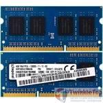 Оперативная память для ноутбука / DDR3 / 4Gb / 12800S / 1600 MHz