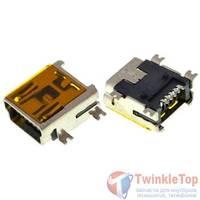 Разъем системный Mini USB - S017