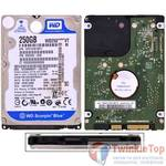"HDD Накопитель 2.5"" SATA 250Gb 5400RPM"