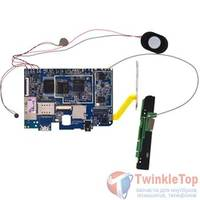 Материнская плата Roverpad Sky Expert Q10 3G / S108-7731-D2(216)V2.0