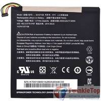 Аккумулятор для Acer Iconia Tab 8 (A1-840 FHD) / 30107108