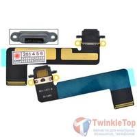 Шлейф / плата Apple Ipad MINI 821-1517-A на системный разъем / черный