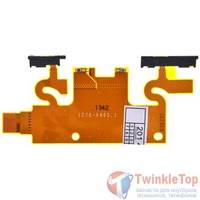 Шлейф / плата Sony Xperia Z1 (C6903) 1270-6403.1 материнской платы