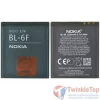 Аккумулятор для Nokia N78 / BL-6F