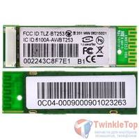 Модуль Bluetooth - FCC ID: TLZ-BT263