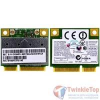 Модуль Wi-Fi 802.11b/g/n Half Mini PCI-E - FCC ID: PPD-AR5B95 Asus K52Dr