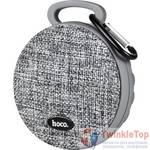 Колонка HOCO BS7 Mobu Sport серый
