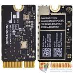 """Модуль Wi-Fi 802.11b/g/n - FCC ID: QDS-BRCM1052 MacBook Air 11"""" A1370 (EMC 2393) 2010"""