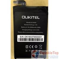 Аккумулятор для OUKITEL K10000