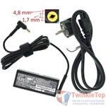 Зарядка 4,8x1,7mm / 10,5V / 45W 4,3A / Sony VGP-AC10V10 (оригинал)