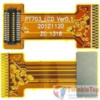 Шлейф / плата Oysters T37 PT703_LCD Ver0.1 на дисплей