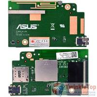 Шлейф / плата ASUS Transformer Pad TF103CG K018 3G TF103CG_HP_SUB REV.1.2 на SIM reader