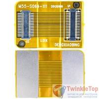 Шлейф / плата DIGMA iDxD7 3G M55-S064-111 на дисплей