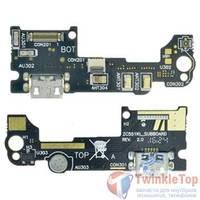 Шлейф / плата ASUS ZenFone 3 Laser ZC551KL на системный разъем