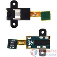 Шлейф / плата Samsung Galaxy Tab 3 7.0 SM-T211 Wi-Fi, Bluetooth, 3G SM-T211 R0.3 на аудио разъем