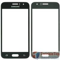 Стекло Samsung Galaxy J1 (2016) (SM-J120F/DS) черный