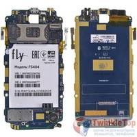 Материнская плата Fly FS404 Stratus 3 / T818-MB-V0.2