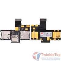 Шлейф / плата HTC Desire 400 dual sim на SIM reader
