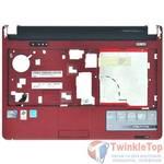 Верхняя часть корпуса ноутбука Acer Aspire one D250 (kav60) / AP084000210 красный