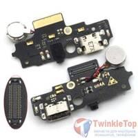 Шлейф / плата ZTE Axon 7 Mini B2017 E170968 WZ-7A на системный разъем