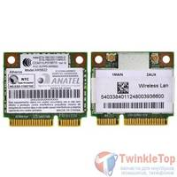 Модуль Wi-Fi 802.11a/b/g/n Half Mini PCI-E - FCC ID: PPD-AR5B22