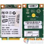 Модуль Mini PCI-E - FCC ID: VQF-RT2700E