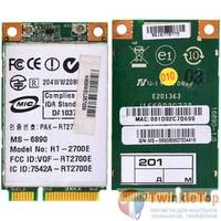 Модуль Mini PCI-E - FCC ID: VQF-RT2700E