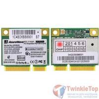 Модуль Wi-Fi 802.11b/g/n Half Mini PCI-E - AzureWave AW-NE785H (PPD-AR5B95)