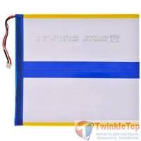 Аккумулятор 3-3,9 mm / 130-134 mm / 145-149 mm / 8000-8499 mAh