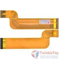 Шлейф / плата KREZ TM1001S8 3G TYD HT9_QC101B0E_LCM_FPC_01 на дисплей